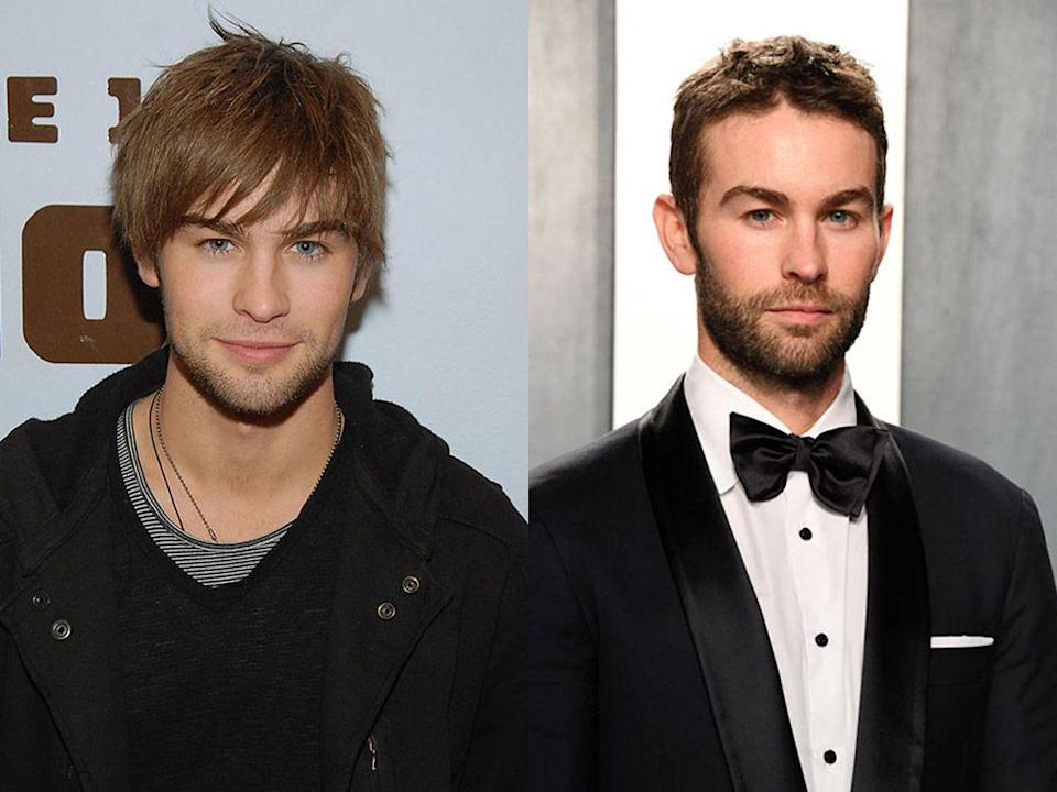 <p><strong>Remind me:</strong> Nate Archibald, the privileged serial dater who gives off lost puppy vibes. </p><p><strong>What he's done since:</strong> After picking up a few jobs here and there (including a one-off in Glee), Chace struck gold playing Kevin The Deep in Amazon Prime's uber successful superhero show, The Boys. Season 3 is shooting this year.</p>