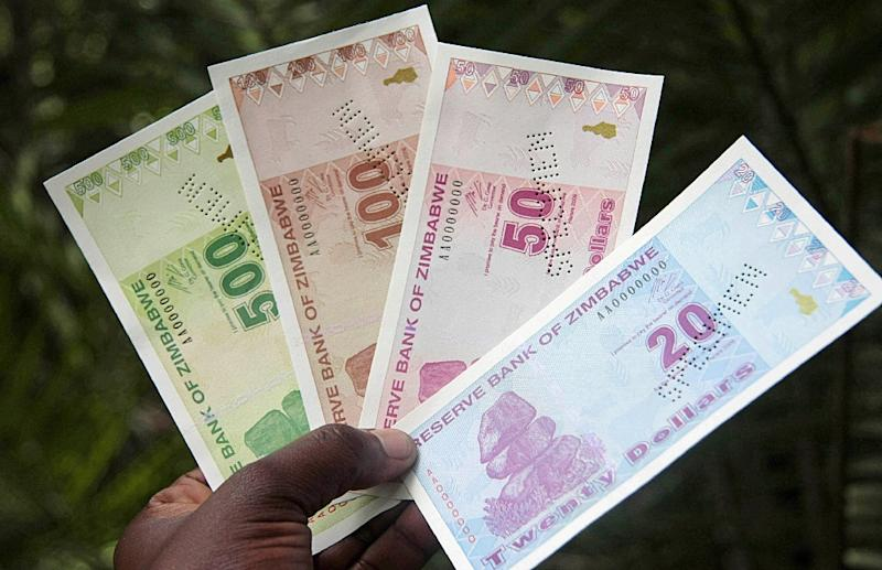 The Zimbabwean Government Effectively Abandoned Local Currency In 2009 And Adopted A Multiple System