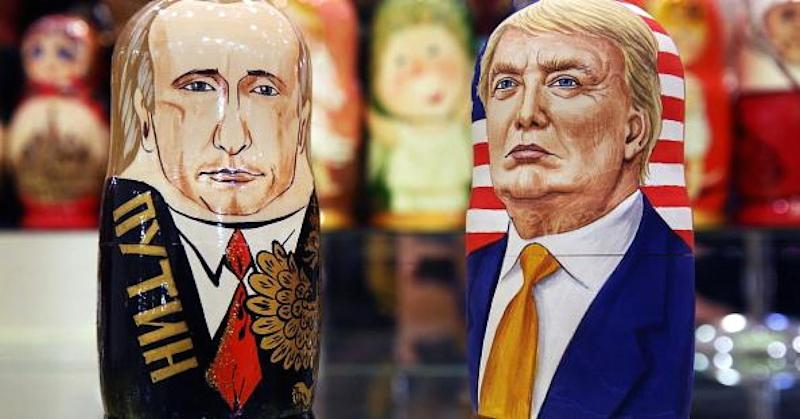 Here's how Trump's presidency is impacting Russian markets