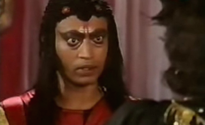 The massively popular fantasy TV series gave Indian audience several favourite characters like Kroor Singh, Shiv Dutt, twin sisters Sabhya-Ramya, Pandit Jagannath and Badrinath among others. Irrfan's effortless take as king Shiv Dutt's brave aiyyar (spy) Badrinath was just a curtain raiser to the exciting actor he was about to become.