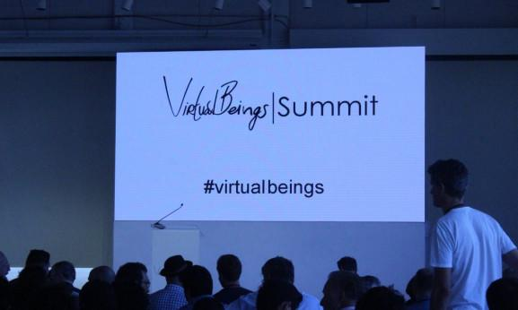 The Virtual Beings Summit drew hundreds to Fort Mason in San Francisco.