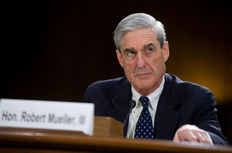 Mueller's Questions Focus on Obstruction, Russia Ties