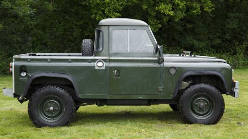 1978 Land Rover 100-inch