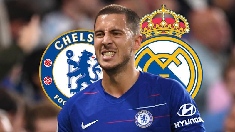 Hazard warned 'sometimes the grass isn't greener' as Chelsea legend reflects on €100m Real Madrid move