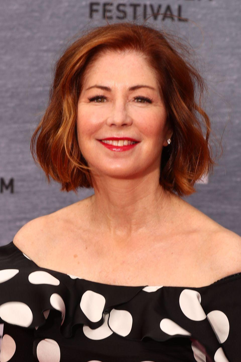 """<p>Ever since a botched botox injection, Desperate Housewives actor Dana Delany won't undergo any cosmetic surgery or enhancement. 'My dermatologist was saying, 'You should try it.' He injected my forehead, hit a nerve, and created a huge hematoma,' <a href=""""https://people.com/style/dana-delany-recalls-her-botox-and-eating-disorder-nightmares/"""" rel=""""nofollow noopener"""" target=""""_blank"""" data-ylk=""""slk:she said"""" class=""""link rapid-noclick-resp"""">she said</a>. """"The nerve has been dead ever since. It affected the muscle in my right eye, so my eye has started to droop a little bit.'</p>"""