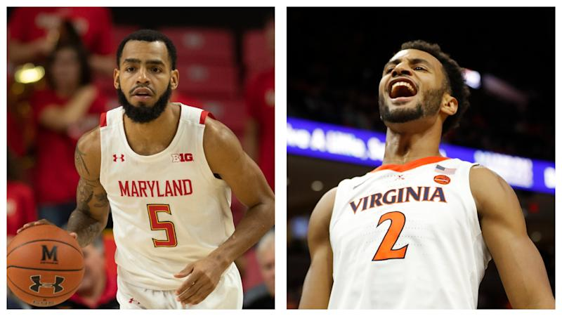 Maryland remains at No. 7, Virginia rises in latest college basketball AP Poll