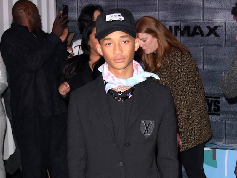 Jaden Smith suffering from anxiety
