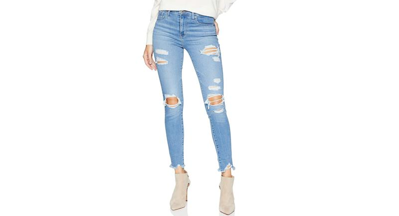 Levi's 721 High Rise Skinny Jeans (Photo: Amazon)