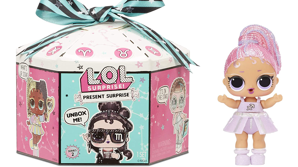 Valentin's gifts for kids: L.O.L. Surprise!