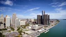 "<p>Head north from Windsor, Ontario, crossing the Detroit River, and you'll reach the good ol' US of A.</p><p><strong>RELATED: </strong><a href=""https://www.goodhousekeeping.com/life/parenting/g20087132/road-trip-games/"" rel=""nofollow noopener"" target=""_blank"" data-ylk=""slk:21 Cool Road Trip Games to Try on Your Next Family Adventure"" class=""link rapid-noclick-resp"">21 Cool Road Trip Games to Try on Your Next Family Adventure</a></p>"