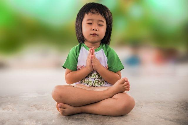Yoga For Kids - Facts And Tips