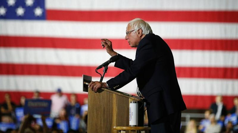 Sanders Supporters Grapple With FBI Decision on Clinton Emails