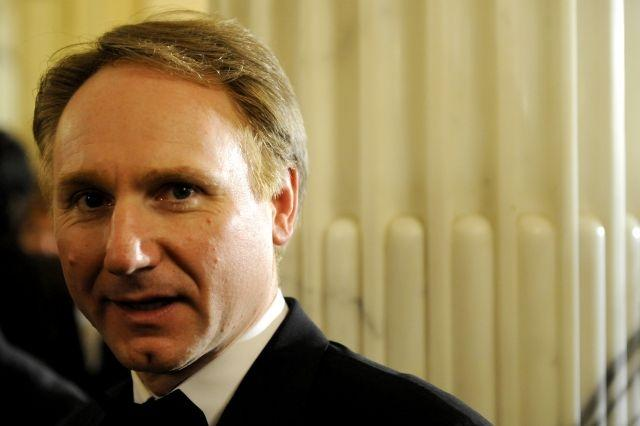 Dan Brown: new book research takes 'two to three years'