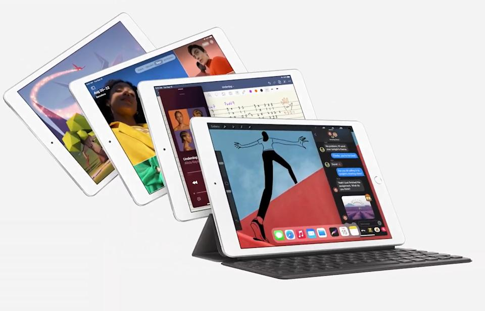 The new iPad 'challenges the laws of physics', according to AppleApple