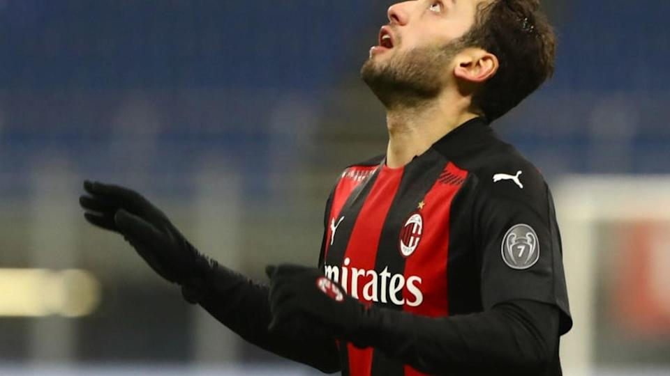 Hakan Calhanoglu | Marco Luzzani/Getty Images