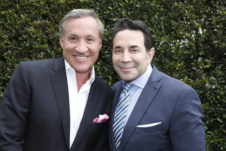 Drs. Terry Dubrow and Paul Nassif are back for season 4 of Botched. (Credit: Getty Images)