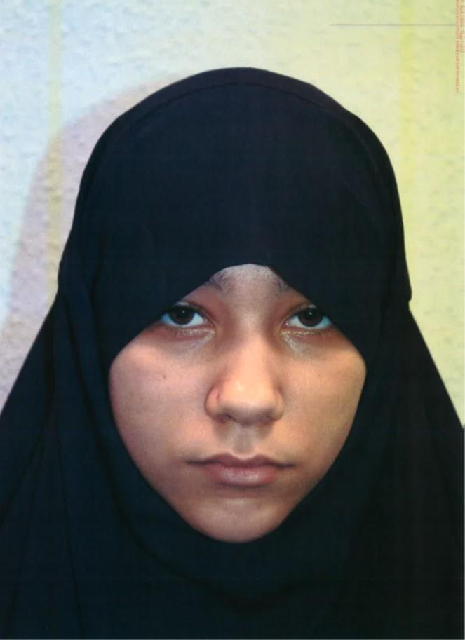 Safaa Boular, 18, will be sentenced at a later date (Picture: Metropolitan Police)