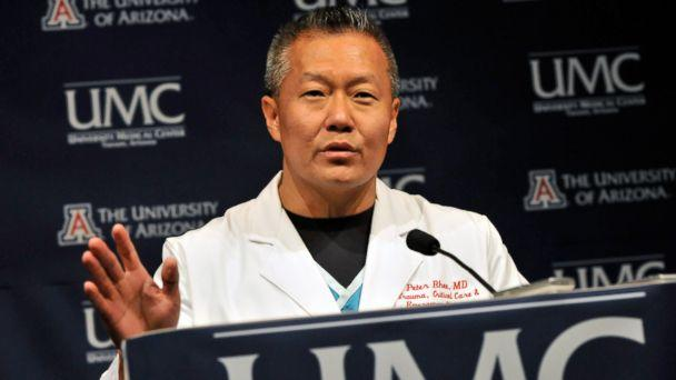 GTY Dr Peter Rhee mar 140610 16x9 608 Trauma Surgeon Uses War Zone Skills to Better Treat Patients at Home