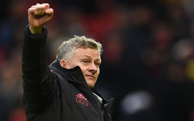 Ole Solskjaer has overseen a transformation of mood and playing style at Old Trafford - AFP