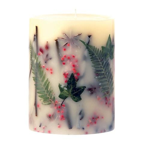 Rosy Rings Botanical Scented Candle in Red Currant and Cranberry