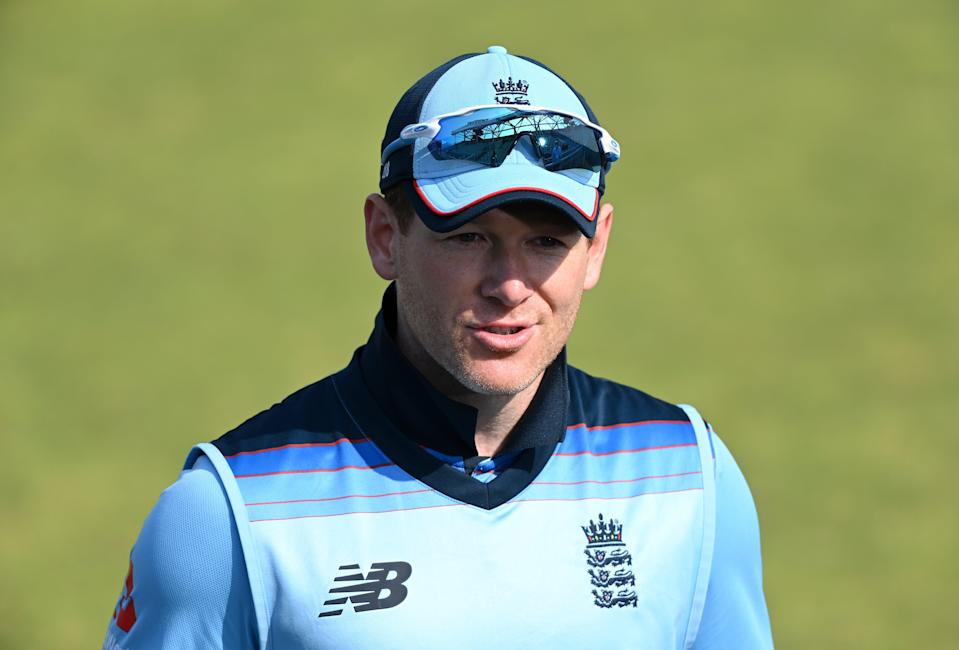 Eoin Morgan has been impressed with the performances of England's makeshift side (PA Archive)
