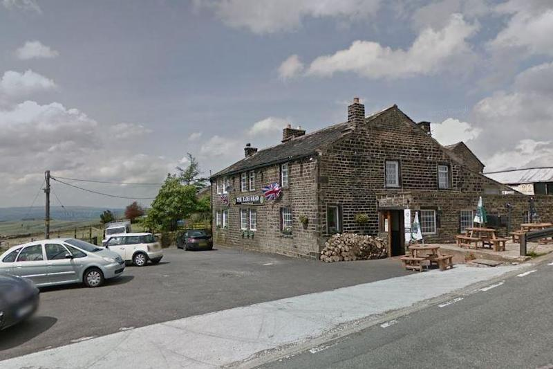 The incident is said to have taken place at the Rams Head Inn in Greater Manchester (Google Maps)