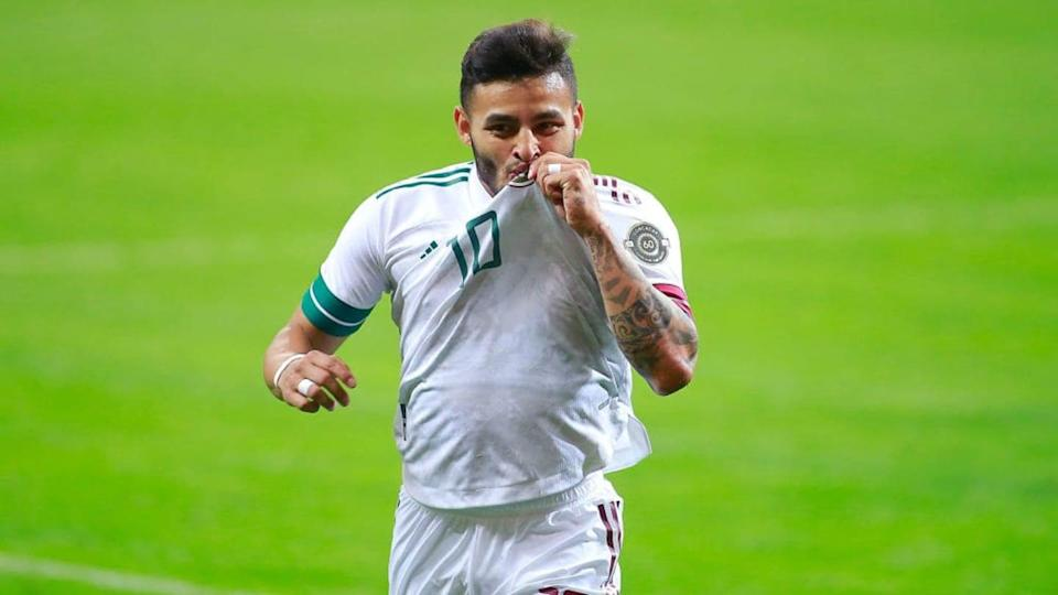 Costa Rica v Mexico - 2020 Concacaf Men's Olympic Qualifying   Jam Media/Getty Images
