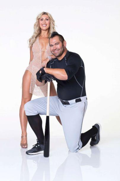 PHOTO: MLB legend Johnny Damon, formerly of the New York Yankees and the Boston Red Sox, will dance with Emma Slater. (Craig Sjodin/ABC)