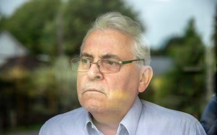 Peter Humphrey, former journalist and investigator, photographed last year - Heathcliff O'Malley