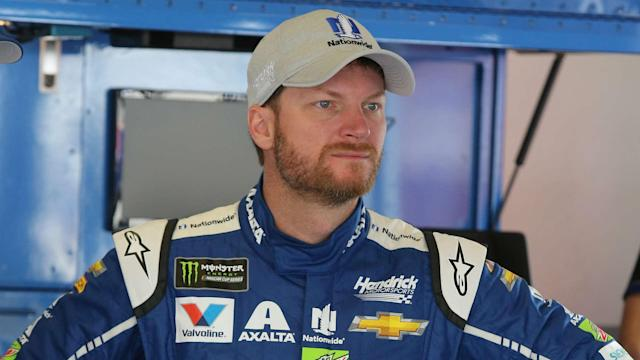 With only two races left before retirement, Dale Earnhardt Jr. is starting to get emotional when talking about the end of his career.