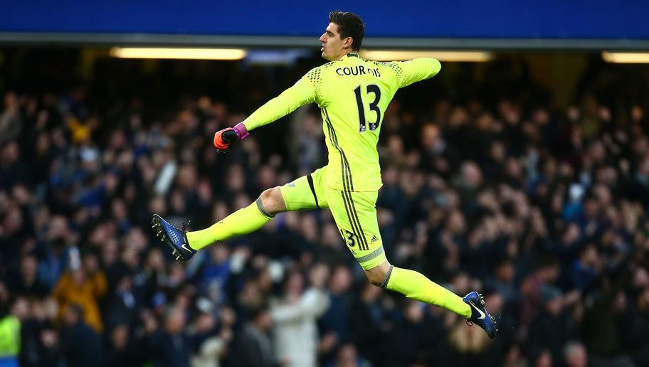 <p>There can only be one choice between the posts, and it is Thibaut Courtois. The Belgian stopper has been in inspired form for Chelsea, and despite often having very little to do he has always been ready when called upon. </p> <br /><p>In contrast Pep Guardiola's best goalkeeper is currently playing for Torino, whilst Claudio Bravo continues his transformation into Rob Green. Willy Caballero has been reasonable since taking over as City's number one, but he is a long way off Courtois' level.</p>