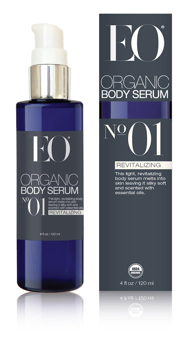 Small World Trading Co. Introduces Advanced Organic Body Serums to EO(R) Brand