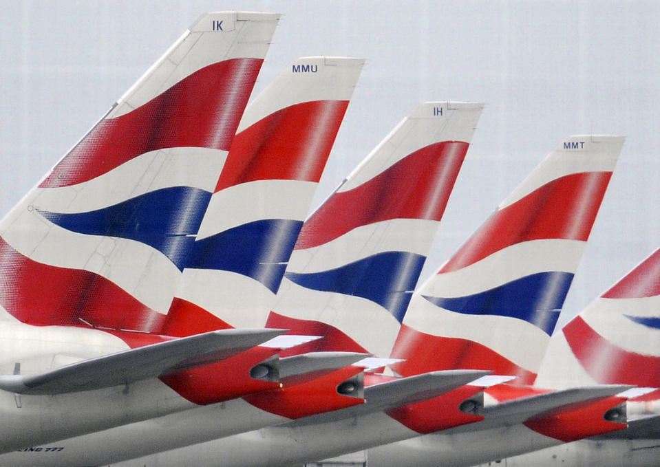 British Airways was among the first major airlines to announce thousands of redundancies after the pandemic hit. Photo: Toby Melville/Reuters