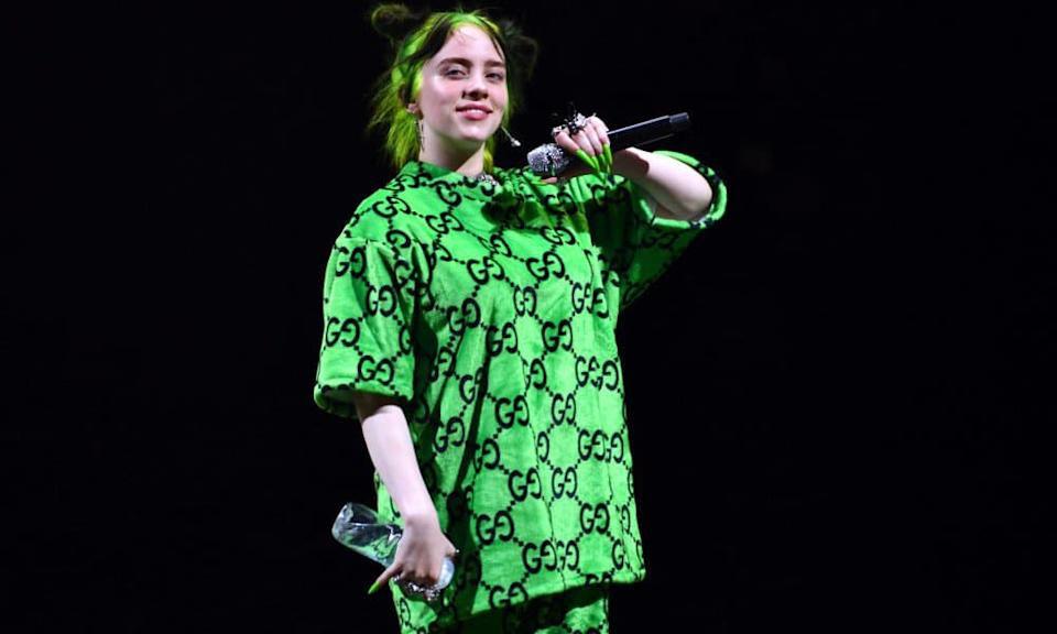 Billie Eilish à Los Angeles en juillet 2019 - Scott Dudelson - Getty Images North America - AFP