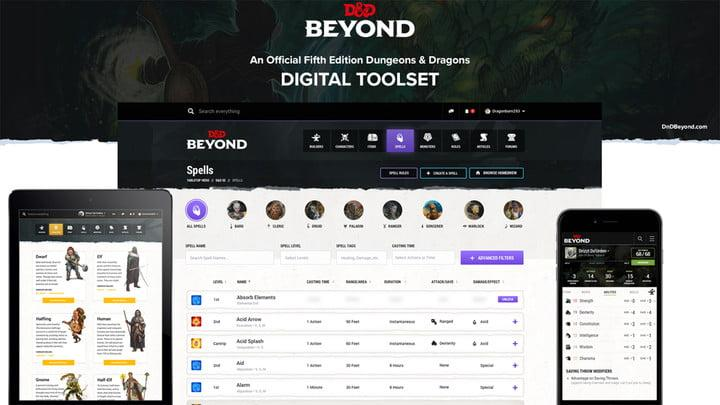 inside dungeons and dragons beyond d toolset image