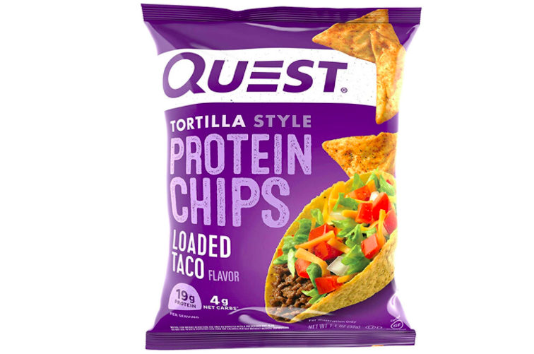 These chips have an impressive 19 grams of protein per serving! (Photo: Amazon)