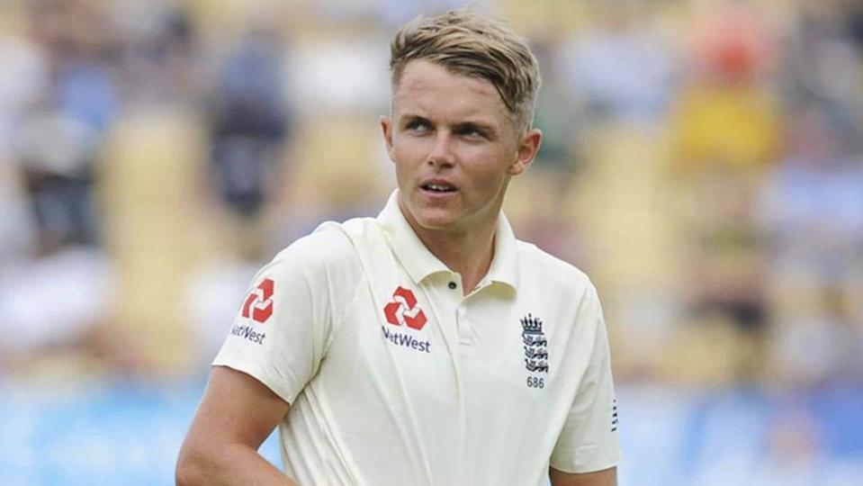 India vs England: Curran ruled out of remaining Test series