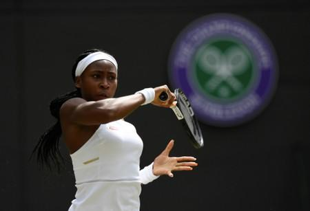 Gauff downs Petkovic to reach first WTA final