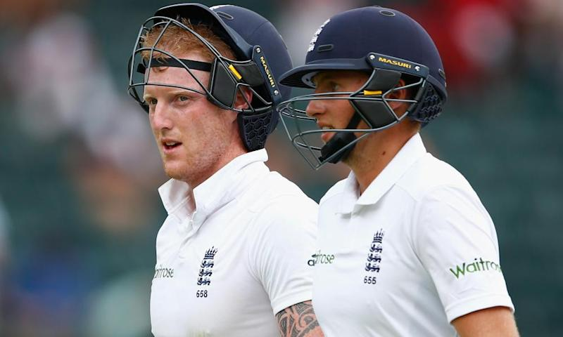 Joe Root was full of praise for Ben Stokes before the first Test against Pakistan