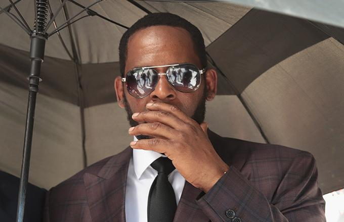 R. Kelly's Crisis Manager Steps Down for