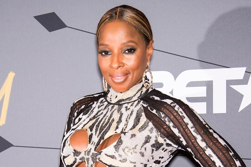 Mary J. Blige to star in Power's first spin-off series Power Book II: Ghost