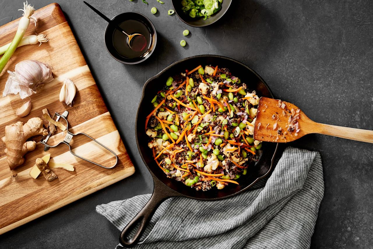 """<p>Get some <a href=""""https://www.popsugar.com/food/Leftover-Mashed-Potatoes-Recipe-Ideas-45471189"""" class=""""ga-track"""" data-ga-category=""""Related"""" data-ga-label=""""https://www.popsugar.com/food/Leftover-Mashed-Potatoes-Recipe-Ideas-45471189"""" data-ga-action=""""In-Line Links"""">recipes using leftovers here</a>!</p>"""