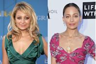 <p>Back when Nicole was starring on <em>The Simple Life </em>with Paris Hilton, her look was bigger, blonder, and trendier. But in the years since then, not only is her lifestyle dramatically tamer (she's married and a mom of two!), but her beauty has as well.</p>