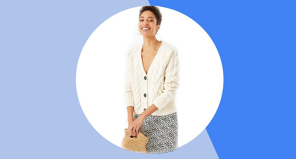 This is M&S most popular cardigan to buy. (M&S)
