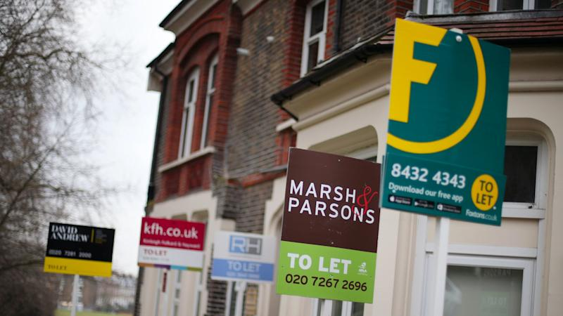 Private tenants spending third of income on rent, survey shows