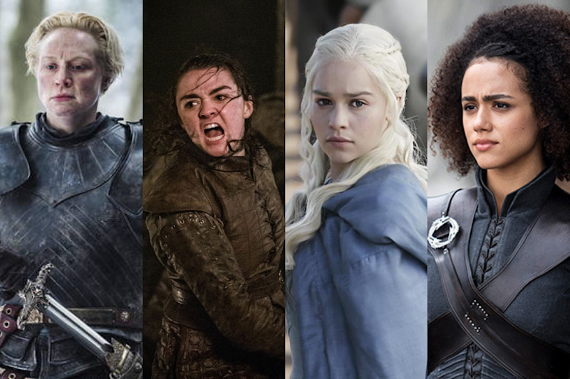 In 'Game of Thrones', All Men Must Die and All Women Must Have Sex