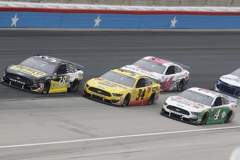 Texas race postponed for a third time