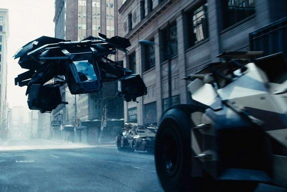 "US Military Shoots Down Dark Knight's Flying ""Bat"" Idea"