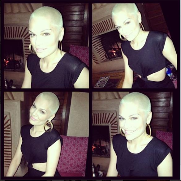 As Jessie J Dyes Her Hair: See The Best And Worst Of Celebs With Blonde Ambition