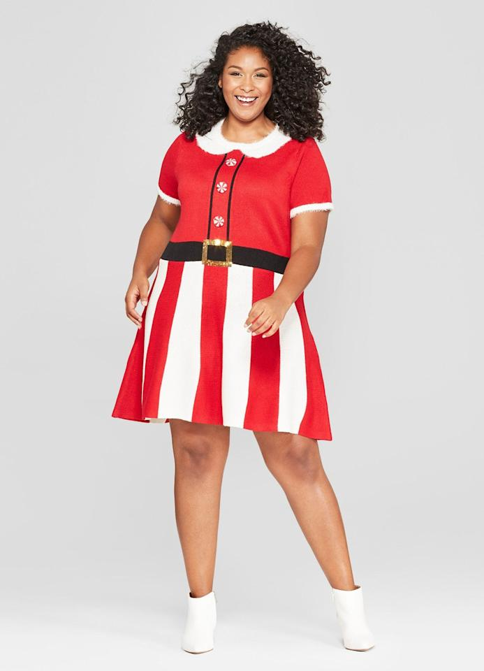 Target Is Making Ugly Holiday Sweater Dresses Now And Theyre A